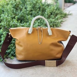 Chloe Large Baylee Tote in Yummy Cookie